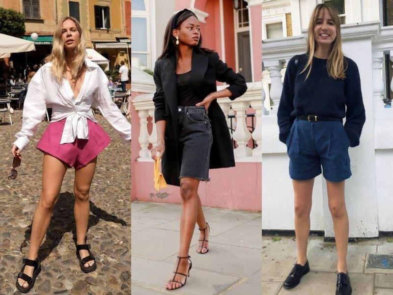 5 способов носить шорты этим летом и не выглядеть как подросток
