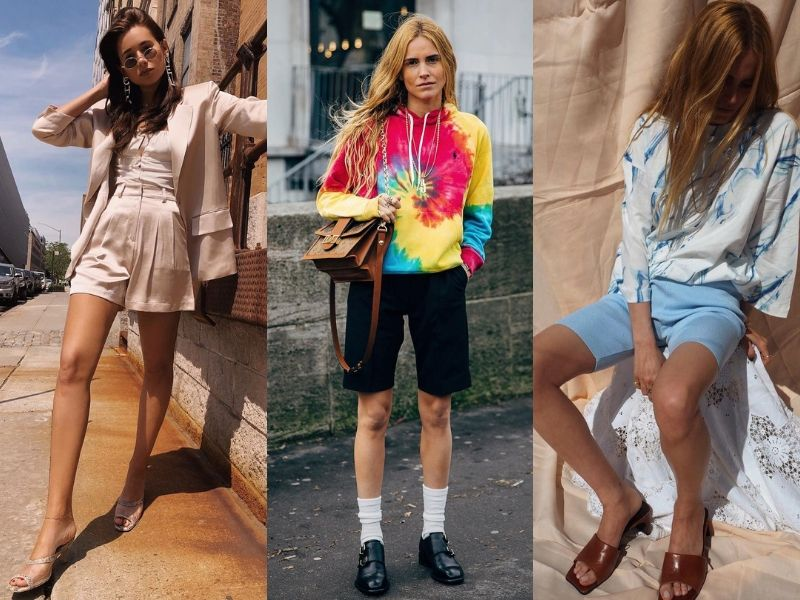 6 новых трендов шорт, которые изменят ваш летний образ
