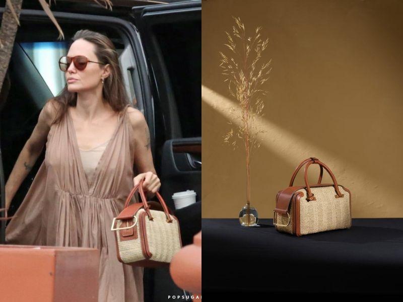 Angelina Jolie's Summer Bag