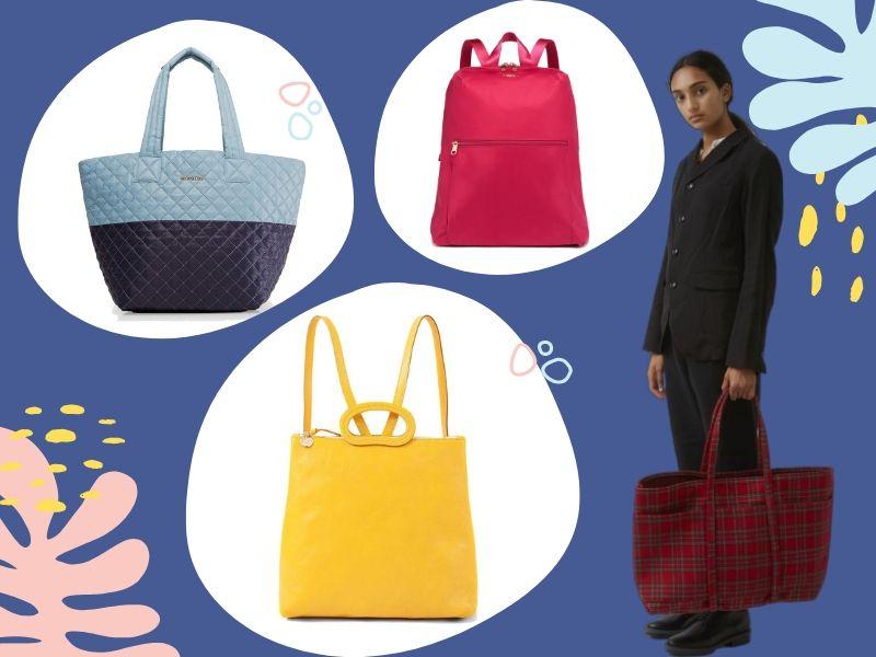 20 супер стильных сумок для ноутбуков, которые вы действительно захотите носить на работу