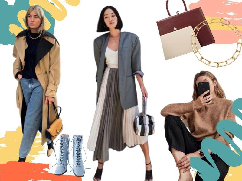 15 вещей капсульного гардероба, которые будут на пике популярности этой осенью.
