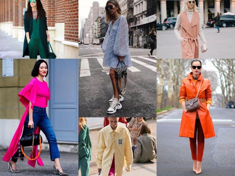 7 модных цвета в одежде, которые будут доминировать в 2020 - и как их носить сейчас