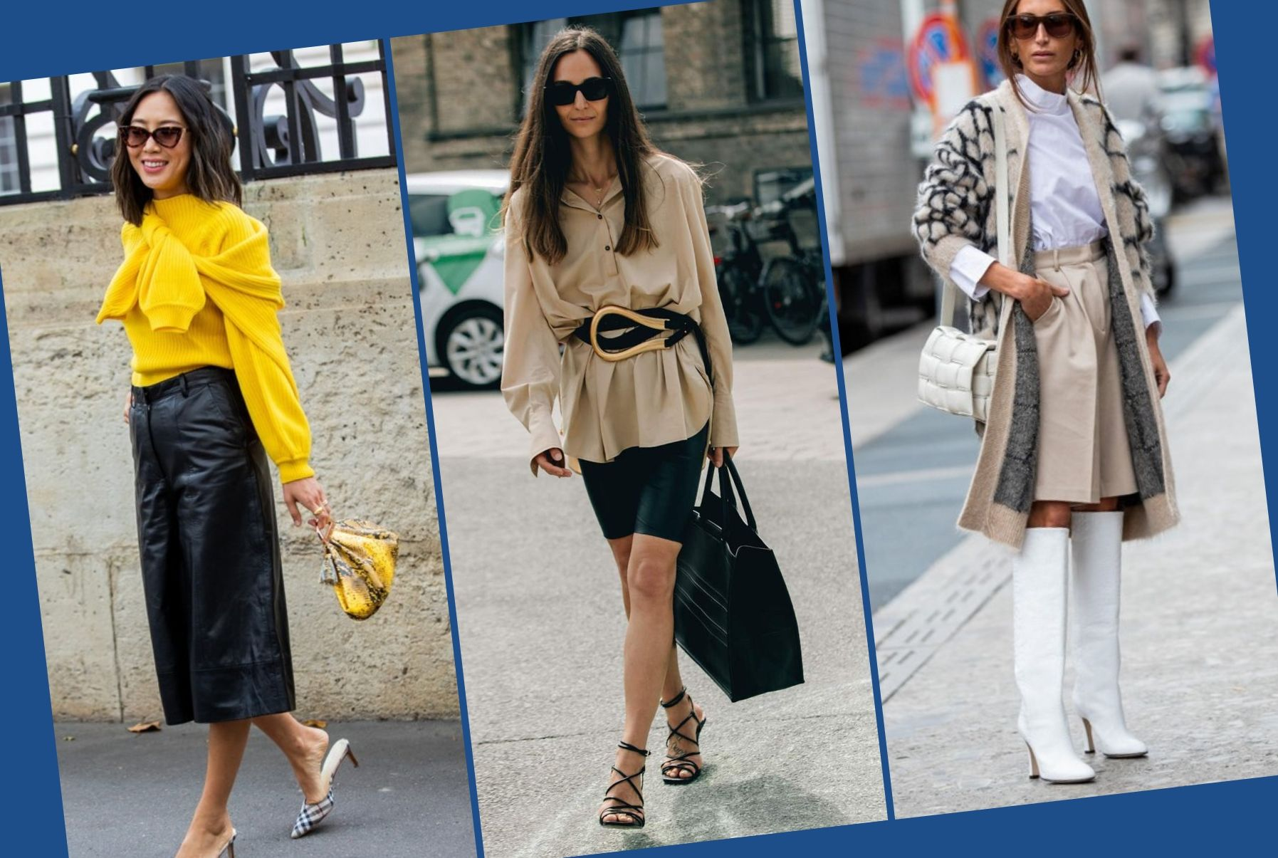 От классики до крутизны: семь способов носить шорты бермуды днем и ночью