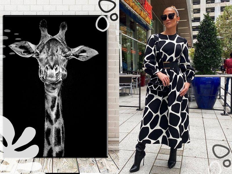 Джей Ло блистала в ультрамодном платье от Валентино: Уличный стиль звезд