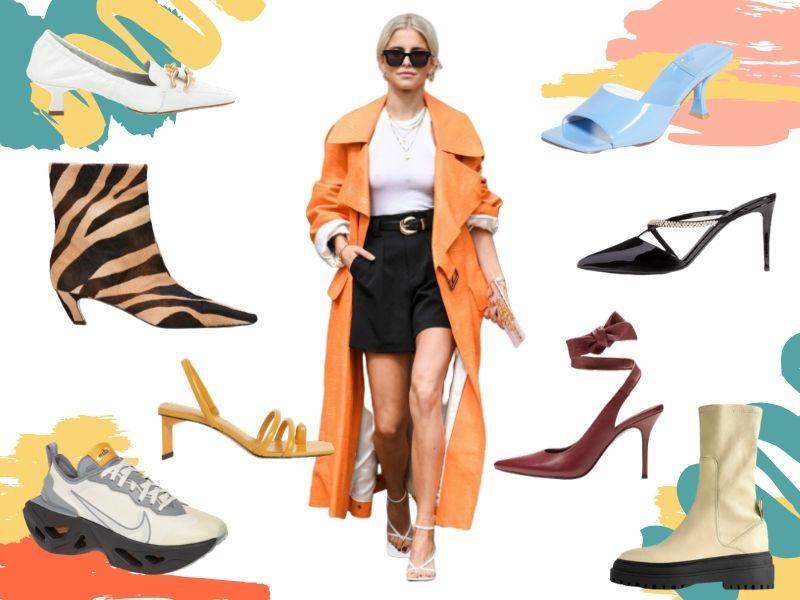 Модная обувь весна-лето 2020: Тренды уличного стиля