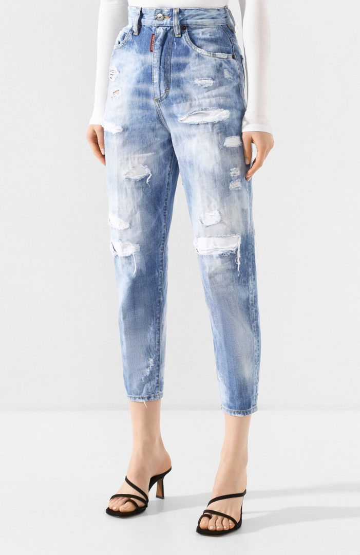 Пришло время вернуться к рваным джинсам: Тренд уличного стиля 2020