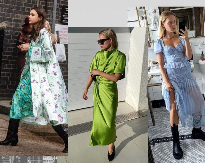 Топ-10 самых модных платьев на весну-лето 2020