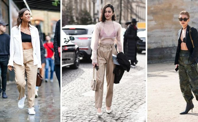 16 стильных образов, благодаря которым ты захочешь снова носить бра.