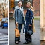 Стильные образы уличного стиля с сумкой Knot