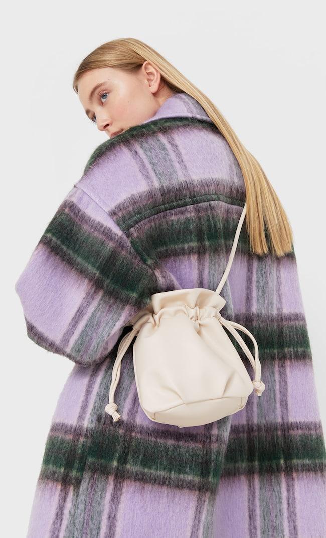 Сумка-Мешок Со Сборкой Женская Коллекция Multicolor 103