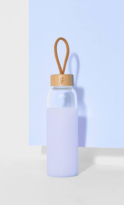 Бутылка Из Силикона Женская Коллекция Multicolor 103