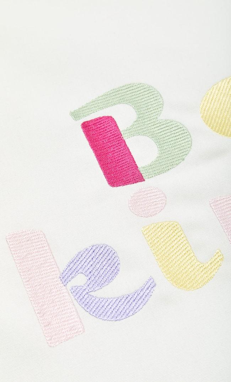 Наволочка «Be Kind» Женская Коллекция Цвет Небеленого Полотна 64
