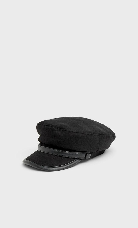 Кепи Женская Коллекция Черный 103
