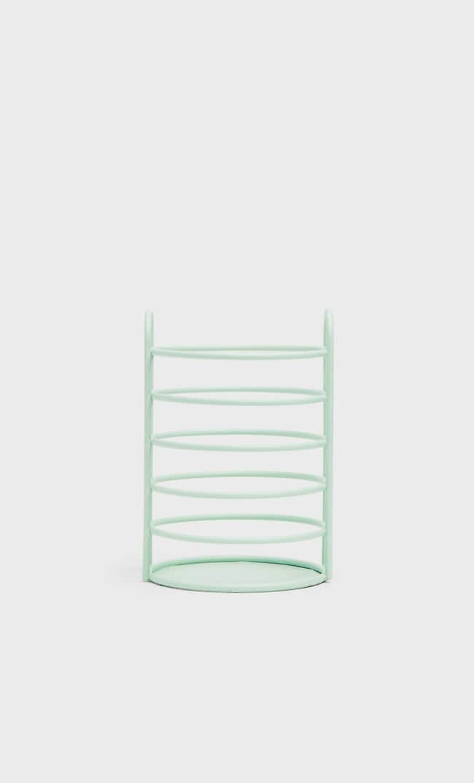 Круглая Подставка Для Карандашей Женская Коллекция Аквамарин 103