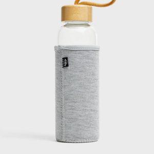 Трикотажный Чехол Для Бутылки Женская Коллекция Пестро-Серый 103