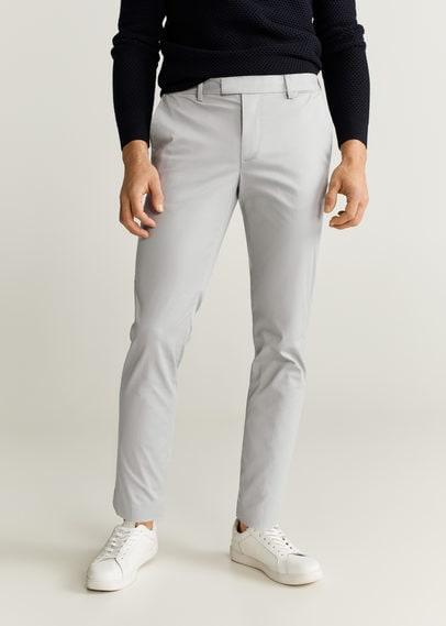 Воздухопроницаемые брюки slim fit - Murphy