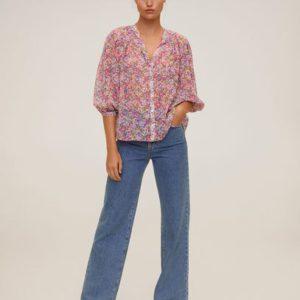 Блузка с цветочным принтом - Prarie6