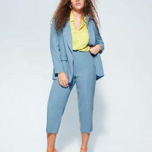 Прямые костюмные брюки - Flow6