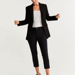 Прямые хлопковые брюки - Nina6-h