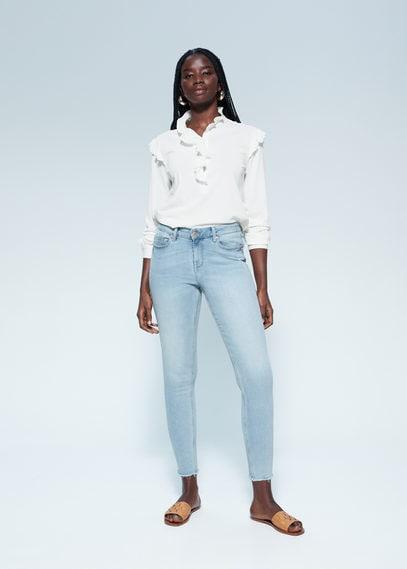 Ультраузкие джинсы Andrea - Andrea