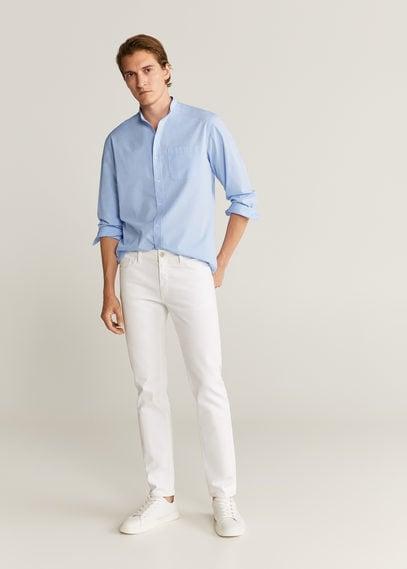 Рубашка regular fit из хлопка - Jackson