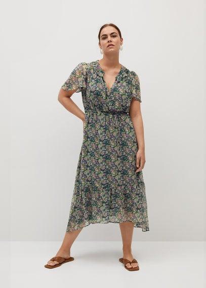 Платье с ремешком - Aurelia