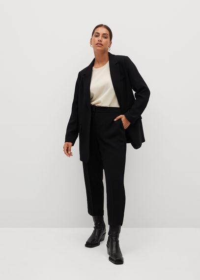 Костюмный пиджак relaxed fit - Leonor7