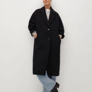 Объемное пальто, шерсть - Gauguin