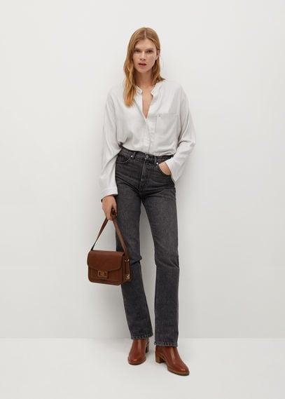 Блузка с накладным карманом - Justice