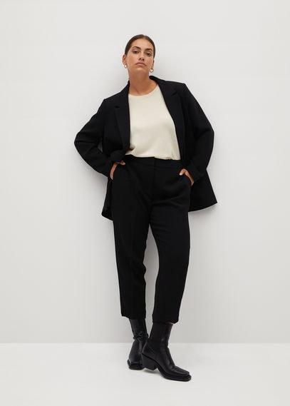 Укороченные брюки slim-fit - Leonor7
