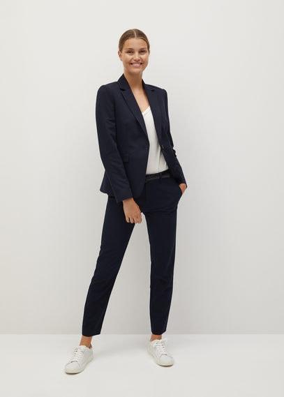 Костюмные брюки с ремнем - Boreal