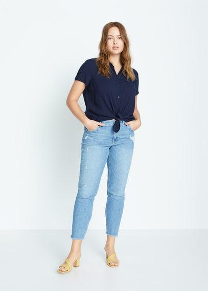 Рубашка с короткими рукавами - Laurel7