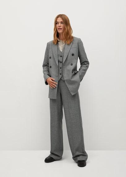 Костюмный пиджак с поясом - Milan