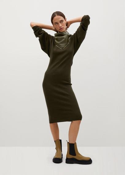 Платье из тонкого трикотажа - Skins