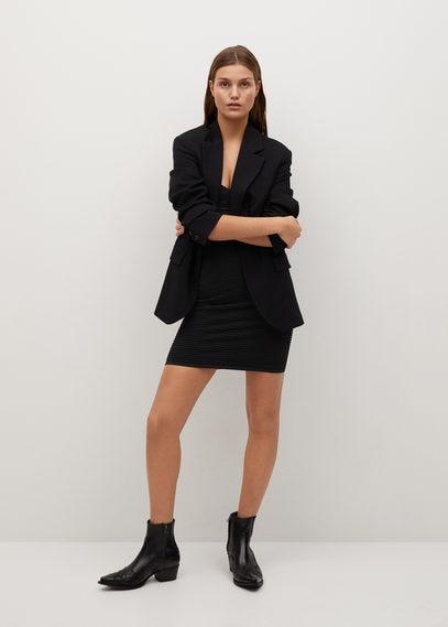Короткое облегающее платье - Kendall