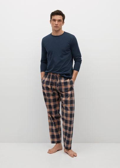 Комплект пижама из хлопка - Marc