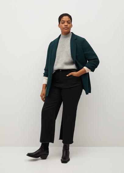 Пиджак с присборенными рукавами - Greta