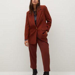 Структурированный костюмный пиджак - Martini