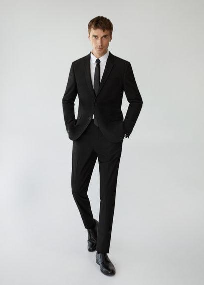 Костюмные брюки super slim fit - Paulo