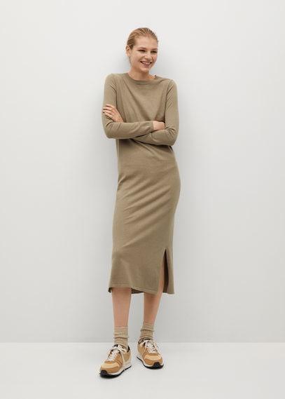 Платье из тонкого трикотажа - Sofa-a
