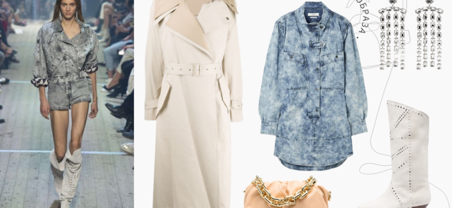 """Как и с чем носить джинсовое платье в 2021: Составляем стильные образы """"Дебит vs Кредит"""""""
