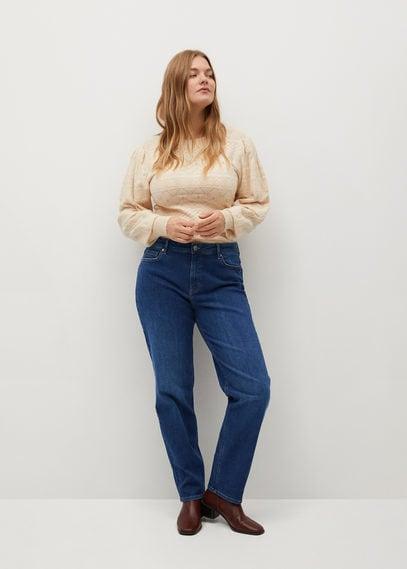 Свободные джинсы Ely - Ely