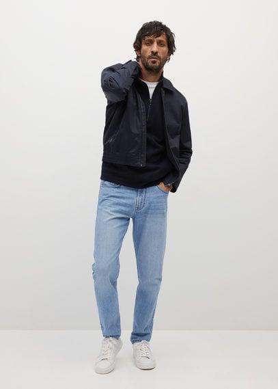 Прямые джинсы Bob из светлого денима - Bob